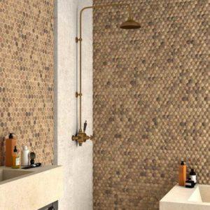 tendance-pop-art-carrelage-mur-emaux-de-verre-mosaique-reliefs-combinaisons-attrayantes-honey-wood