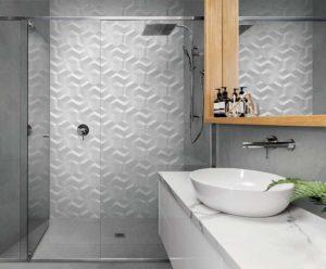 tendance-pop-art-carrelage-mur-faience-ceramique-forme-zig-zag-ambiance-douce-lumineuse-3D