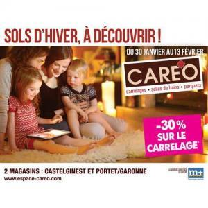 soldes careo