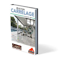 catalogue selection carrelage careo