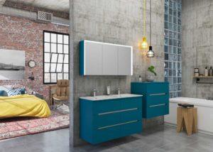 meuble de salle de bain bento