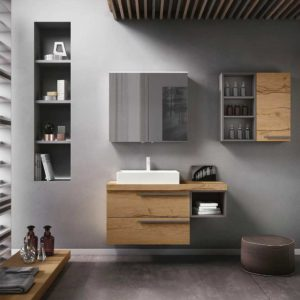 meubles de salle de bains Matrix