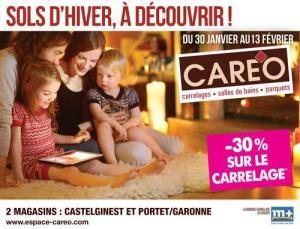 Soldes d'hiver careo