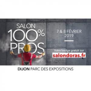 Salon 100% Pros Doras 2019