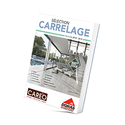 catalogue selection carrelage careo