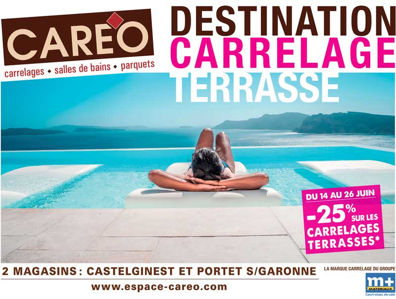 Destination Carrelage Terrasse